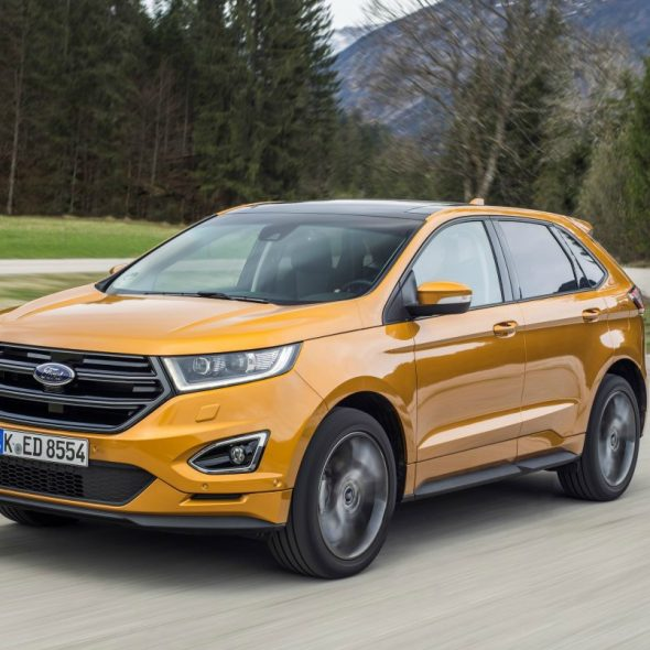 Foro Ford Edge