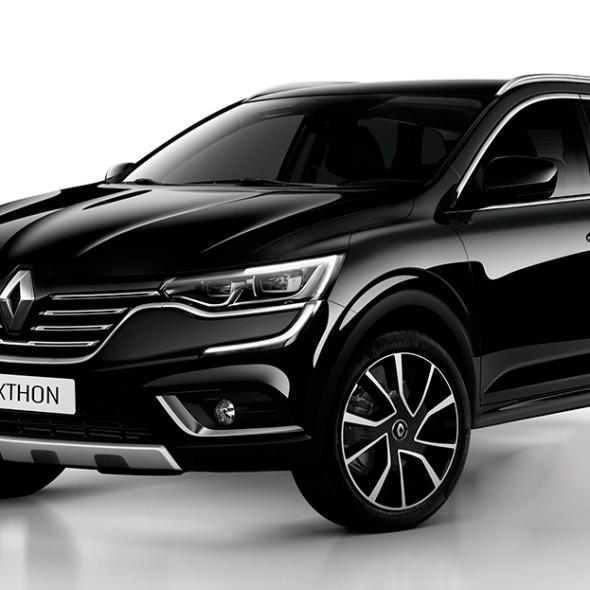 Renault-Maxthon