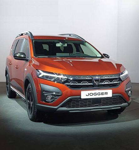 Foro Dacia Jogger